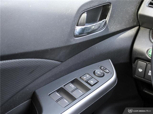 2016 Honda CR-V EX-L (Stk: U5219) in Waterloo - Image 9 of 27