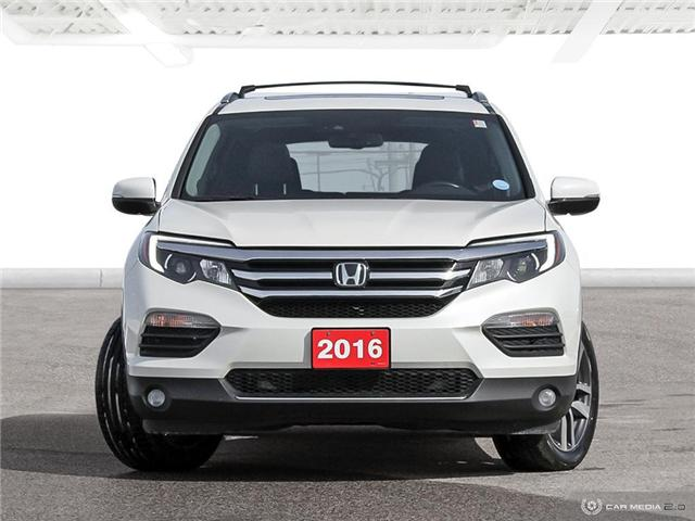 2016 Honda Pilot Touring (Stk: U5234) in Waterloo - Image 3 of 27