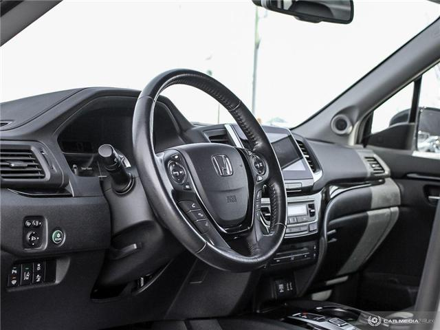 2016 Honda Pilot Touring (Stk: U5234) in Waterloo - Image 5 of 27