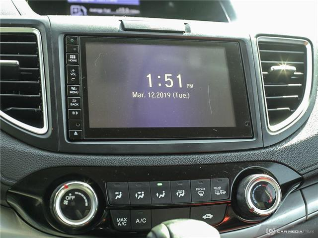 2015 Honda CR-V SE (Stk: U5241) in Waterloo - Image 12 of 27