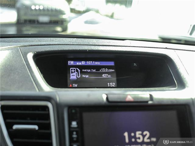 2015 Honda CR-V SE (Stk: U5241) in Waterloo - Image 13 of 27