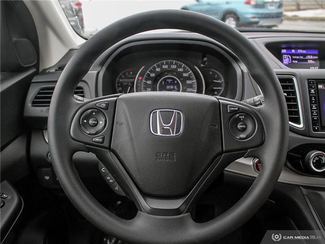 2016 Honda CR-V SE (Stk: U5268) in Waterloo - Image 6 of 27