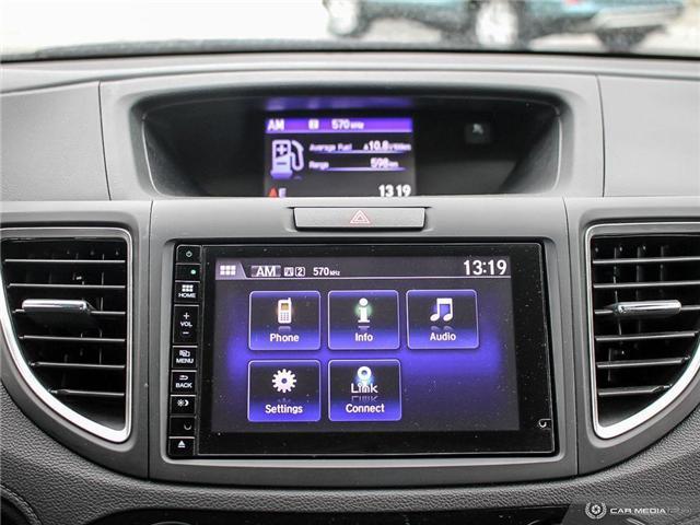 2016 Honda CR-V SE (Stk: U5268) in Waterloo - Image 13 of 27