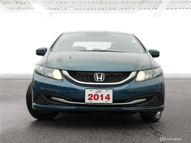 2014 Honda Civic LX (Stk: H5068A) in Waterloo - Image 3 of 27