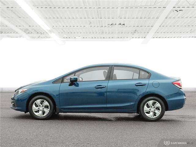 2014 Honda Civic LX (Stk: H5068A) in Waterloo - Image 1 of 27