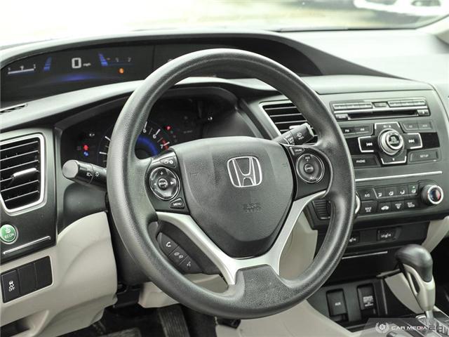 2014 Honda Civic LX (Stk: H5068A) in Waterloo - Image 5 of 27