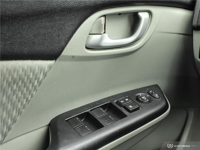 2014 Honda Civic LX (Stk: H5068A) in Waterloo - Image 9 of 27