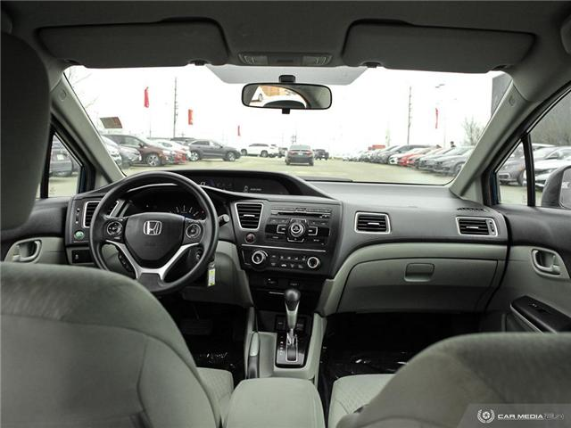 2014 Honda Civic LX (Stk: H5068A) in Waterloo - Image 17 of 27