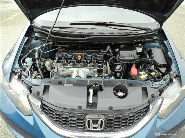 2014 Honda Civic LX (Stk: H5068A) in Waterloo - Image 22 of 27