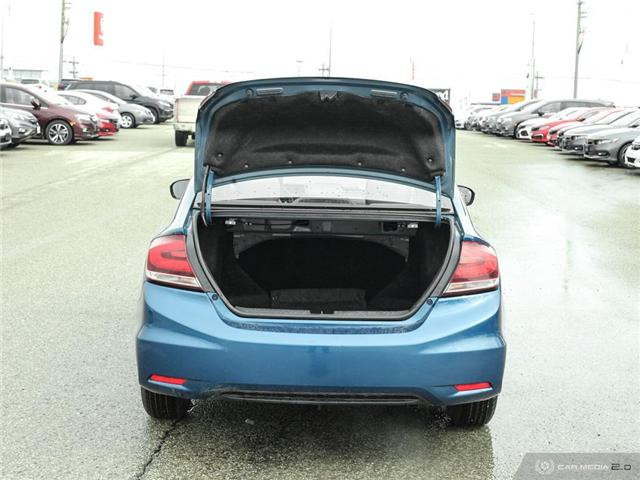 2014 Honda Civic LX (Stk: H5068A) in Waterloo - Image 25 of 27