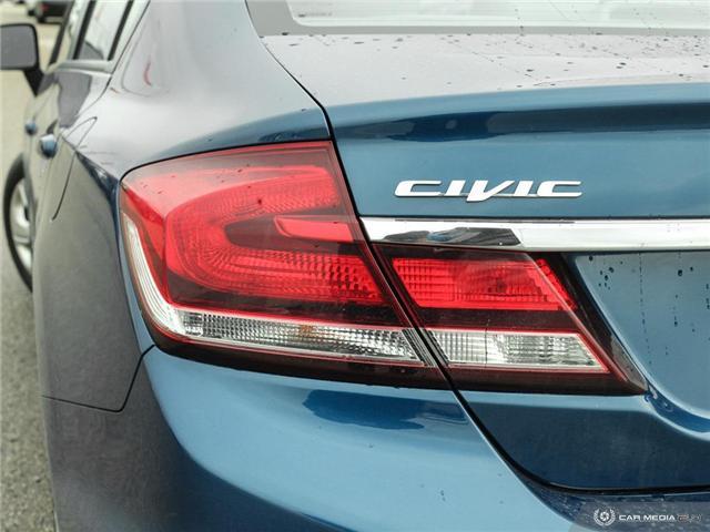 2014 Honda Civic LX (Stk: H5068A) in Waterloo - Image 26 of 27
