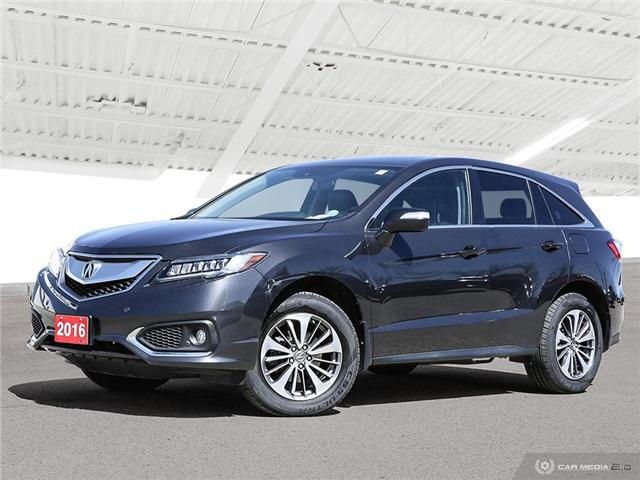 2016 Acura RDX Base (Stk: U5313) in Waterloo - Image 2 of 27