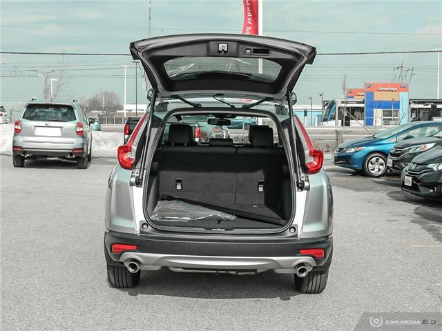 2018 Honda CR-V Touring (Stk: H4015) in Waterloo - Image 25 of 27