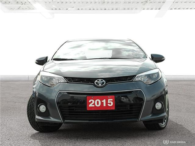 2015 Toyota Corolla S (Stk: U5314) in Waterloo - Image 2 of 27