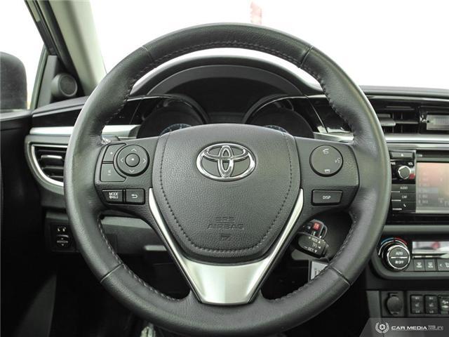 2015 Toyota Corolla S (Stk: U5314) in Waterloo - Image 6 of 27