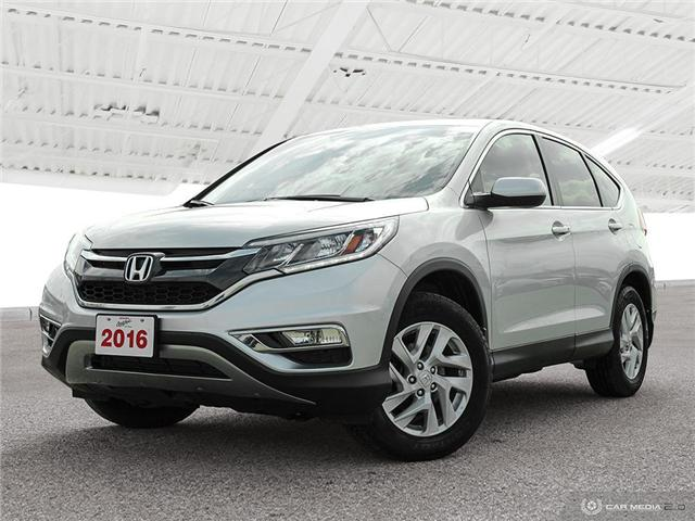 2016 Honda CR-V SE (Stk: U5346) in Waterloo - Image 2 of 27