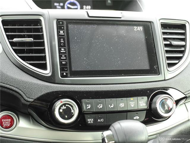 2016 Honda CR-V SE (Stk: U5346) in Waterloo - Image 12 of 27