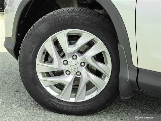 2016 Honda CR-V SE (Stk: U5346) in Waterloo - Image 20 of 27