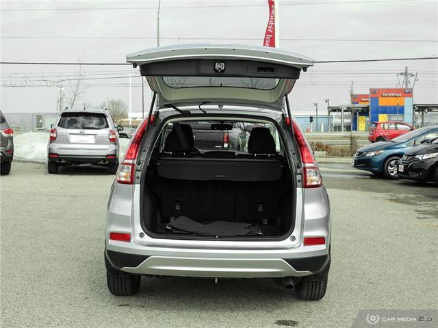 2016 Honda CR-V SE (Stk: U5346) in Waterloo - Image 25 of 27