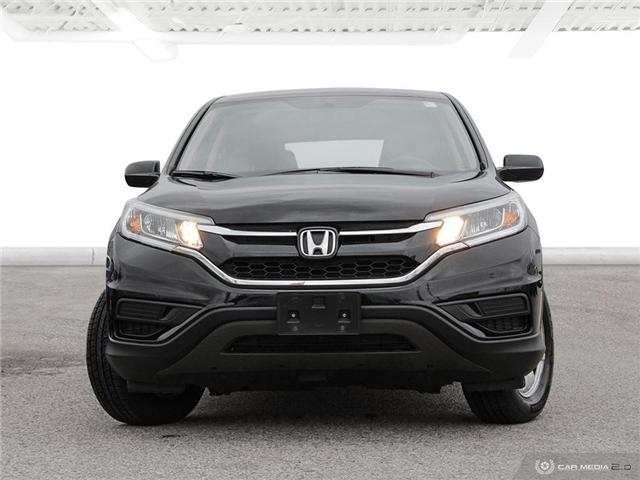 2015 Honda CR-V LX (Stk: U5382) in Waterloo - Image 2 of 27