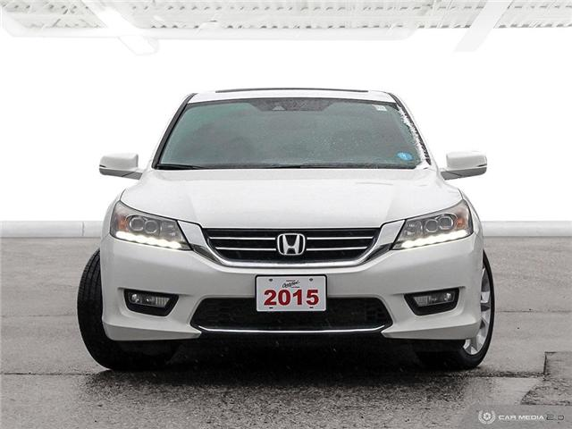 2015 Honda Accord Touring V6 (Stk: H5374A) in Waterloo - Image 2 of 27