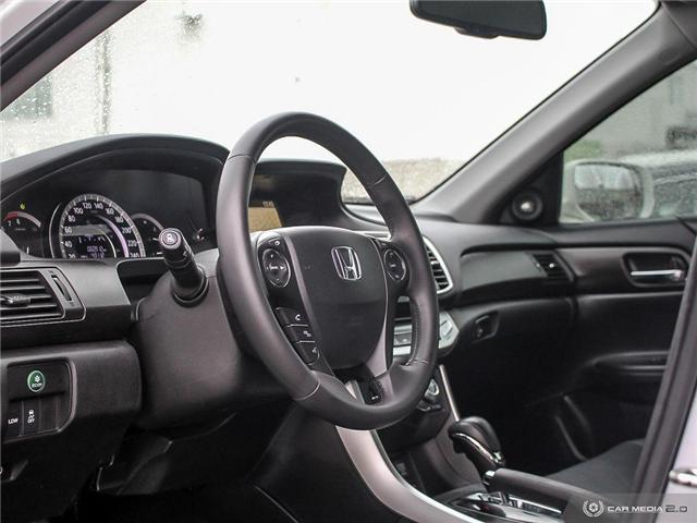 2015 Honda Accord Touring V6 (Stk: H5374A) in Waterloo - Image 5 of 27