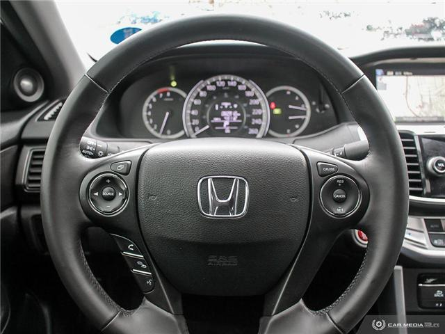 2015 Honda Accord Touring V6 (Stk: H5374A) in Waterloo - Image 6 of 27