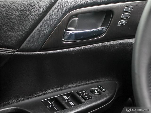 2015 Honda Accord Touring V6 (Stk: H5374A) in Waterloo - Image 9 of 27
