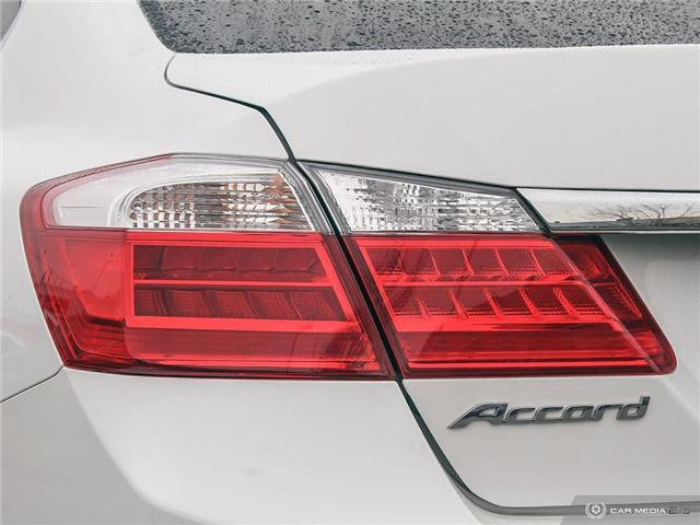 2015 Honda Accord Touring V6 (Stk: H5374A) in Waterloo - Image 26 of 27