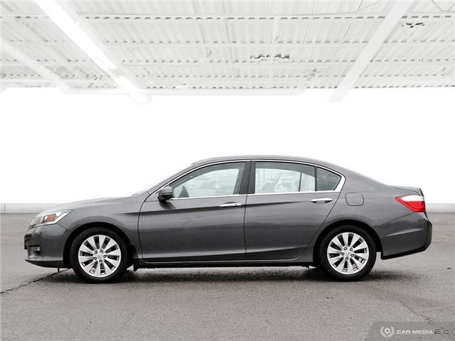 2015 Honda Accord EX-L (Stk: U5379) in Waterloo - Image 1 of 27
