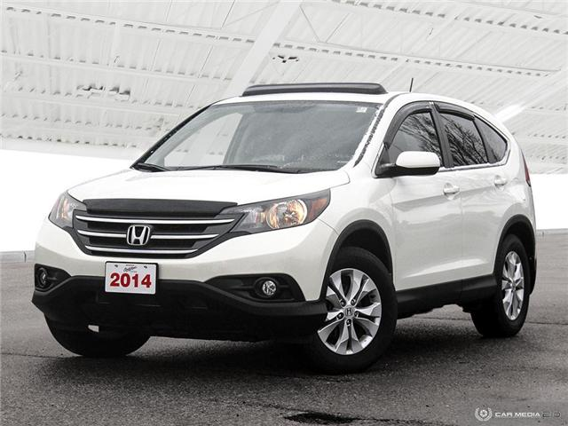 2014 Honda CR-V EX (Stk: H5220A) in Waterloo - Image 2 of 27