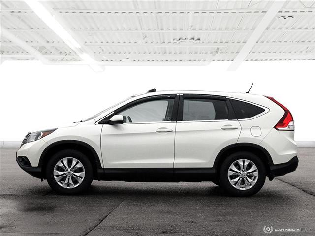 2014 Honda CR-V EX (Stk: H5220A) in Waterloo - Image 1 of 27