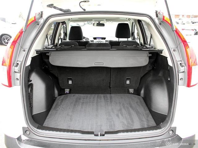 2014 Honda CR-V EX (Stk: H5220A) in Waterloo - Image 25 of 27