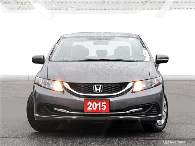 2015 Honda Civic LX (Stk: U5381) in Waterloo - Image 2 of 27