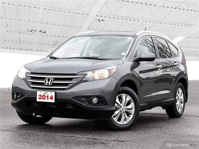 2014 Honda CR-V Touring (Stk: H5134A) in Waterloo - Image 2 of 27
