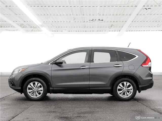2014 Honda CR-V Touring (Stk: H5134A) in Waterloo - Image 1 of 27
