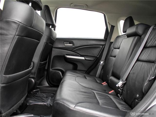 2014 Honda CR-V Touring (Stk: H5134A) in Waterloo - Image 16 of 27