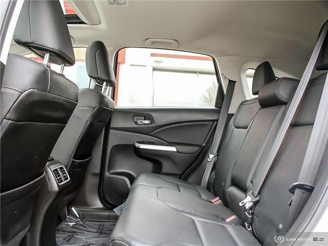 2015 Honda CR-V Touring (Stk: U5132) in Waterloo - Image 16 of 27