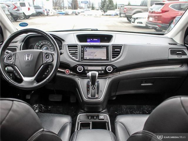 2015 Honda CR-V Touring (Stk: U5132) in Waterloo - Image 17 of 27