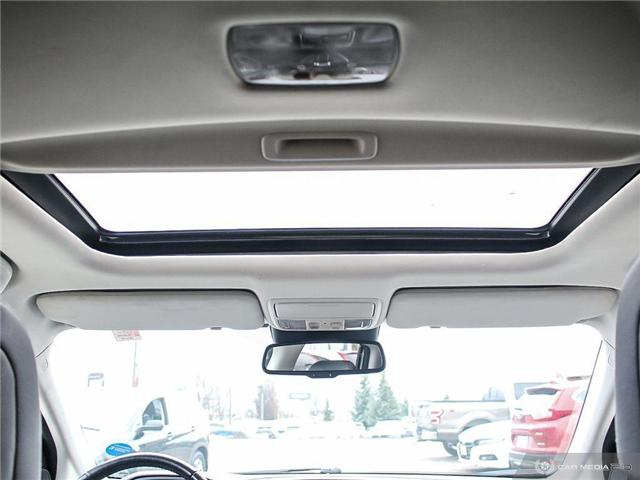 2015 Honda CR-V Touring (Stk: U5132) in Waterloo - Image 18 of 27