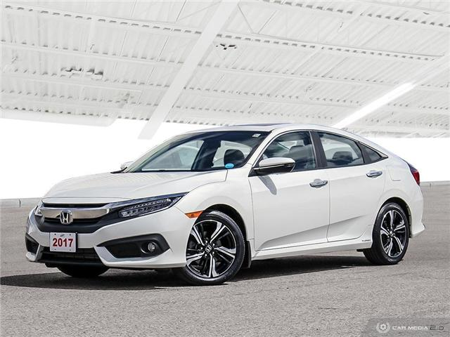 2017 Honda Civic Touring (Stk: U5497) in Waterloo - Image 1 of 27
