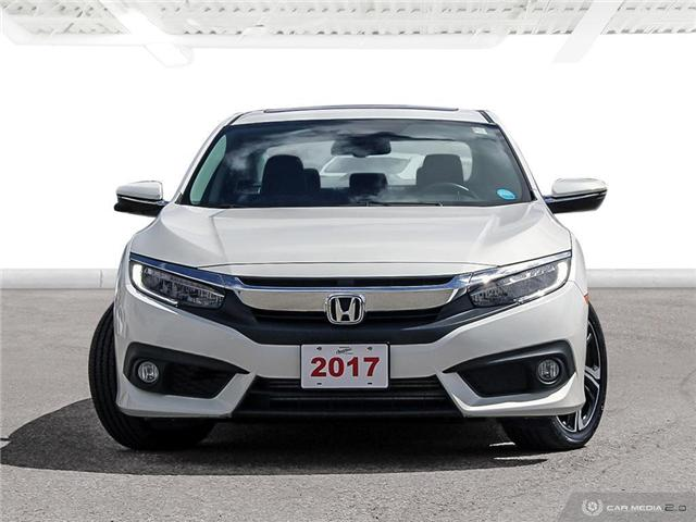 2017 Honda Civic Touring (Stk: U5497) in Waterloo - Image 2 of 27