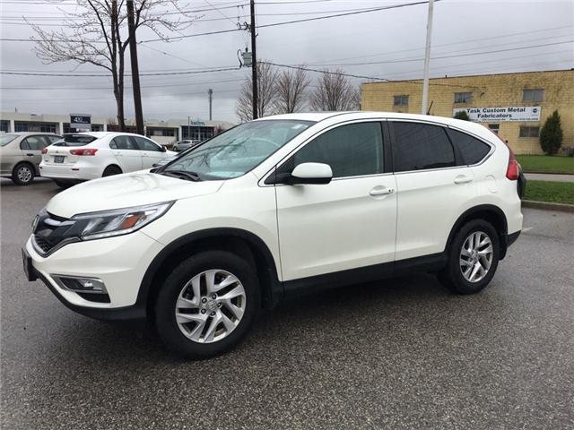2015 Honda CR-V EX-L (Stk: U5635) in Waterloo - Image 1 of 3