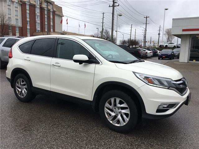 2015 Honda CR-V EX-L (Stk: U5635) in Waterloo - Image 2 of 3