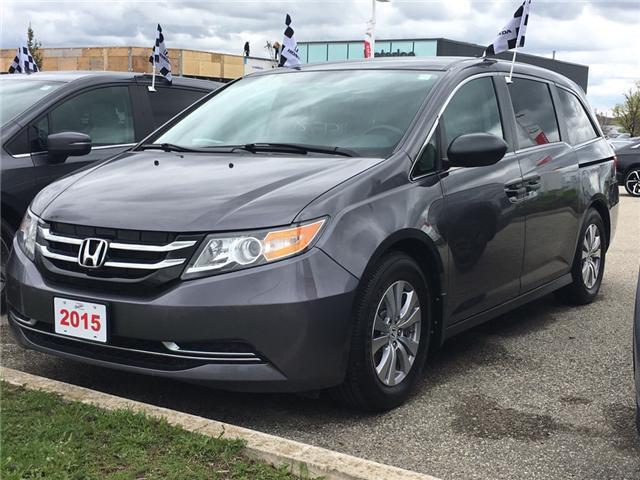 2015 Honda Odyssey SE (Stk: U5552) in Waterloo - Image 2 of 3