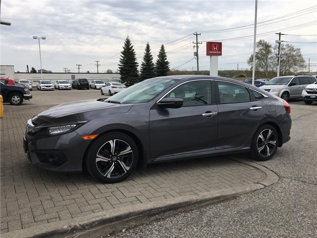2016 Honda Civic Touring (Stk: H5412A) in Waterloo - Image 1 of 3