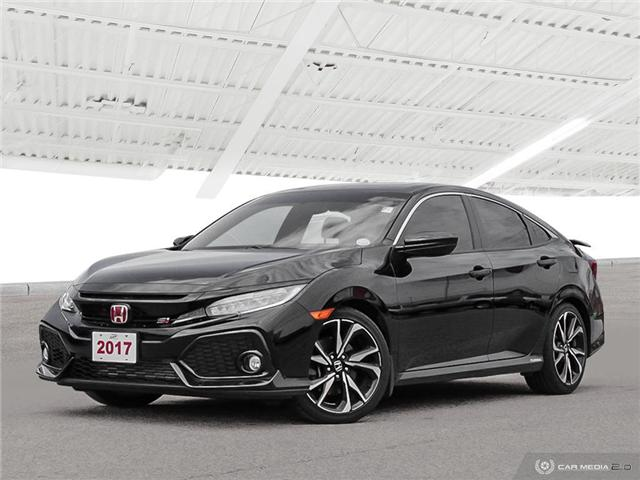 2017 Honda Civic Si (Stk: H5177A) in Waterloo - Image 1 of 27