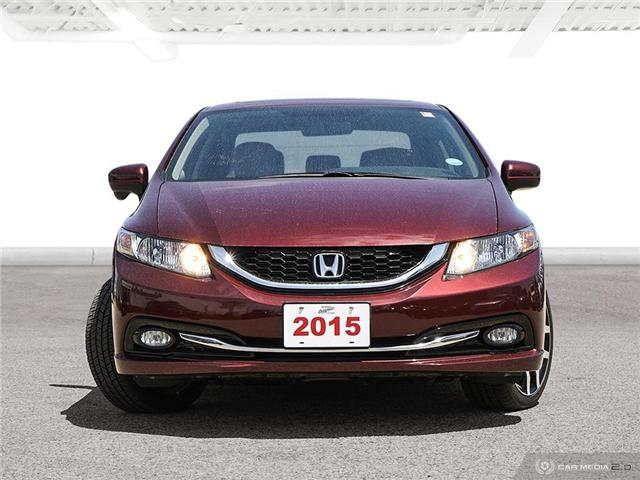 2015 Honda Civic Touring (Stk: H4872A) in Waterloo - Image 2 of 27