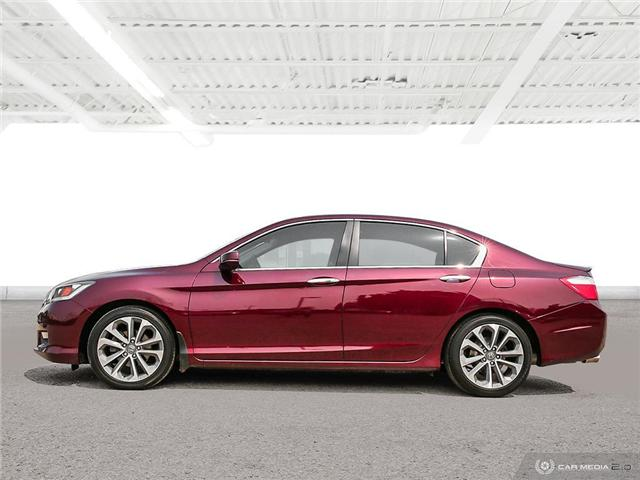 2015 Honda Accord Sport (Stk: U5636) in Waterloo - Image 1 of 27