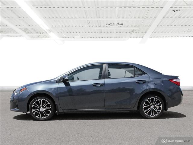 2016 Toyota Corolla S (Stk: H5195A) in Waterloo - Image 1 of 27